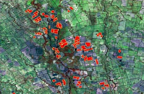 Satelite imagery